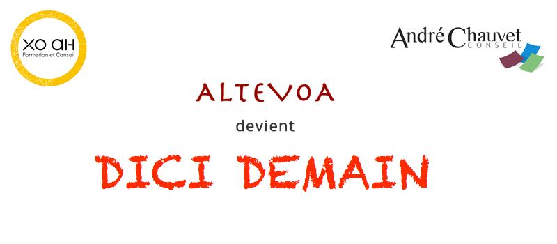 Démarche DICI DEMAIN