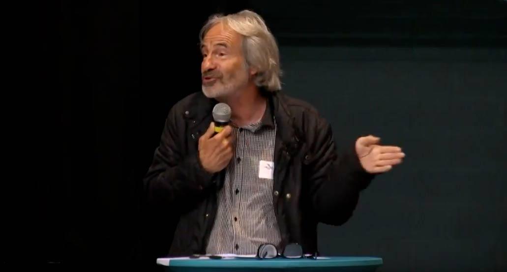 Conférence d'André Chauvet