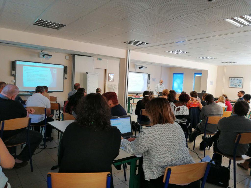 Conférence Accompagner, développer et reconnaître les compétences à l'ère du numérique.