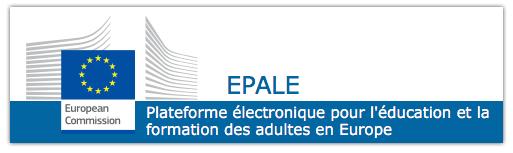 EPALE Plateforme électronique pour l'éducation et la formation des adultes en Europe