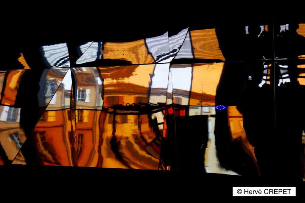 Distorsion © Hervé Crepet
